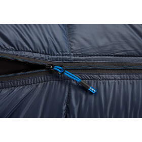 Y by Nordisk Passion Three Sleeping Bag M, Navy/Black